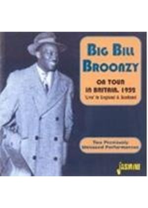 'Big' Bill Broonzy - On Tour In Britain 1952 (Live In England And Scotland)