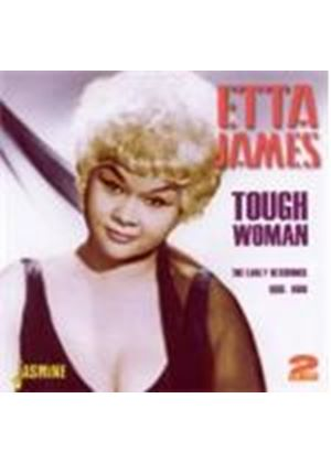 Etta James - Tough Woman (Music CD)