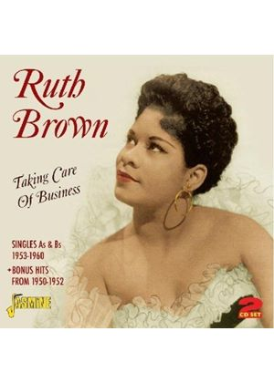 Ruth Brown - Taking Care of Business - Singles As & Bs 1953 - 1960 (Music CD)