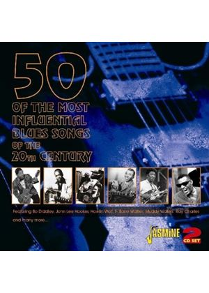 Various Artists - 50 of The Most Influential Blus Songs of The 20th Century (Music CD)