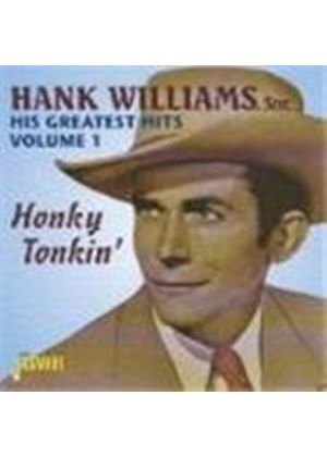 Hank Williams - His Greatest Hits Vol.1 (Honky Tonkin')