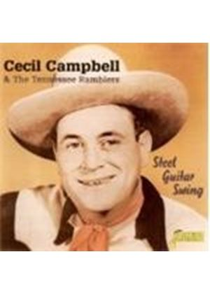 Cecil Campbell & His Tennessee Ramblers - Steel Guitar Swing