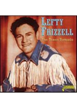 Lefty Frizzell - The Texas Tornado (Music CD)