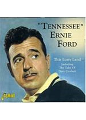Tennessee Ernie Ford - This Lusty Land (Music CD)