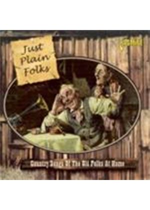 Various Artists - JUST PLAIN FOLKS