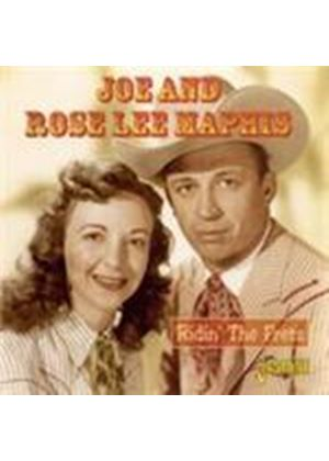 Joe Maphis & Rose Lee - Ridin' The Frets (Music CD)