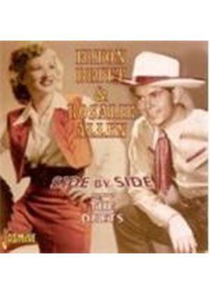 Elton Britt & Rosalie Allen - Side By Side (Music CD)