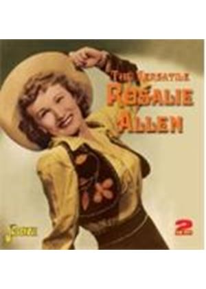 Rosalie Allen - Versatile Rosalie Allen, The (Music CD)