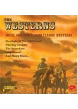 Various Artists - Westerns, The (Music And Songs From Classic Westerns) (Music CD)