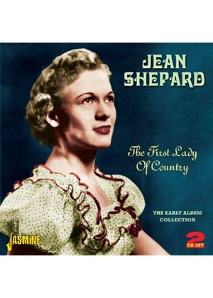 Jean Shepard - First Lady of Country (The Early Album Collection) (Music CD)