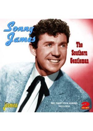 Sonny James - Southern Gentleman (The First Four Albums 1957-1959) (Music CD)