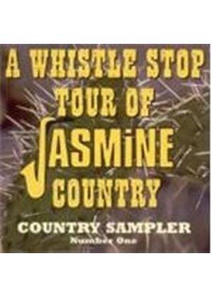 Various Artists - Country Sampler Vol.1 (A Whistlestop Of Jasmine Country)