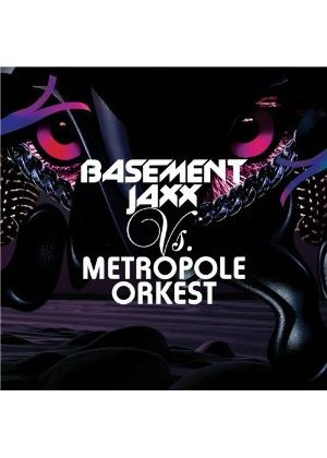 Basement Jaxx Vs. Metropole Orkest (Music CD)