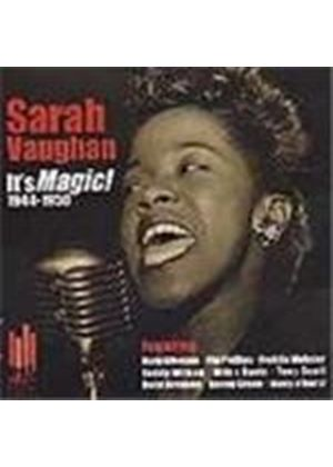 Sarah Vaughan - It's Magic 1944-1950