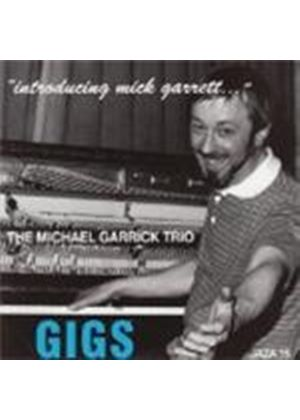 Michael Garrick Trio - Introducing Michael