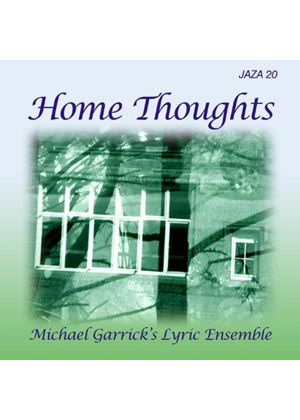 Michael Garrick - Home Thoughts (Music CD)