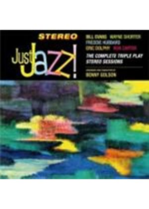 Eric Dolphy & Bill Evans - Just Jazz (Complete Triple Play Stereo Sessions) (Music CD)