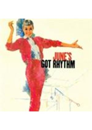 June Christy - June's Got Rhythm/Do-Re-Mi (Music CD)