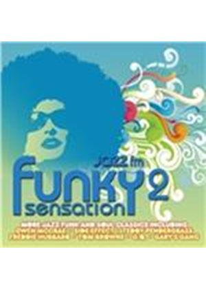 Various Artists - Funky Sensation, Vol. 2 (Music CD)
