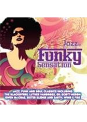 Various Artists - Funky Sensation (Music CD)