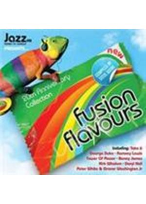Various Artists - Fusion Flavours (Jazz FM 20th Anniversary Collection) (Music CD)