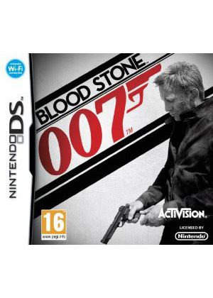 James Bond 007 - Blood Stone (Nintendo DS)