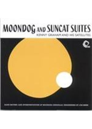 Kenny Graham & His Satellites - Moondog And Suncat Suites (Music CD)