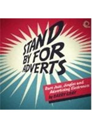 Barry Gray - Stand By For Adverts (Music CD)