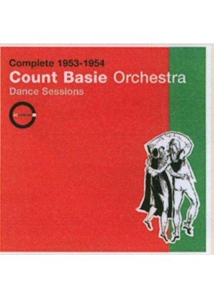 Count Basie Orchestra - Complete 1953 - 1954: Dance Sessions [German Import]