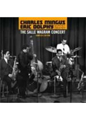 Charles Mingus & Eric Dolphy - Salle Wagram Concert Complete, The (Live) (Music CD)