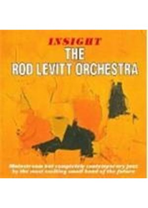 Rod Levitt Orchestra - Insight/Solid Ground (Music CD)