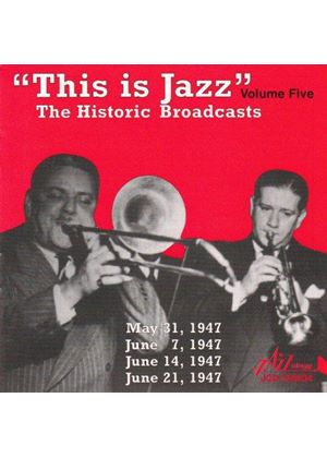 Various Artists - THIS IS JAZZ VOL.5 2CD