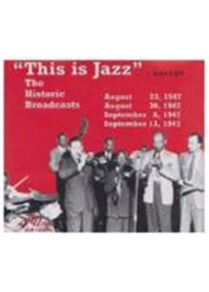 Various Artists - THIS IS JAZZ VOL.8 2CD