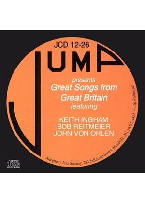 Various Artists - Great Songs from Great Britan (Music CD)