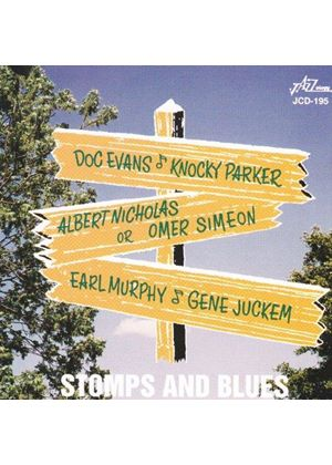 Doc Evans Jazzband (The) - Stomp And Blues