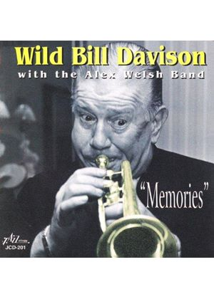 Wild Bill Davison - WITH ALEX WELSH