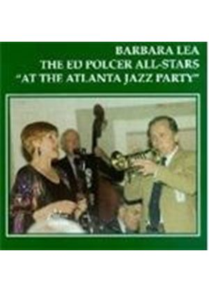 Barbara Lea - ED POLCER ALL STARS AT ATLANTA JAZZ