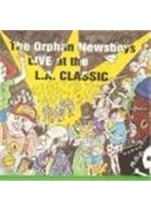 Marty Grosz & His Orphan Newsboys - Live At The LA Classic