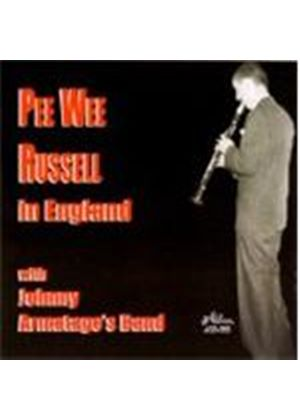 Pee Wee Russell - In England