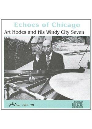 Art Hodes - ECHOES OF CHICAGO