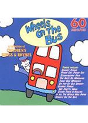 Various Artists - Wheels On The Bus (Music CD)