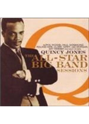 Quincy Jones - All Star Big Band Sessions, The