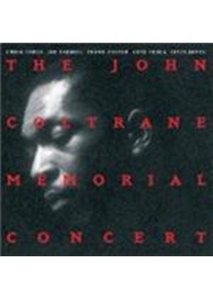 Various Artists - John Coltrane Memorial Concert, The