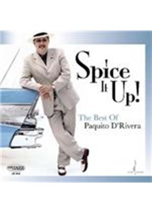 Paquito D'Rivera - Spice It Up (Music CD)