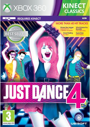 Just Dance 4 - Classics (Xbox 360)