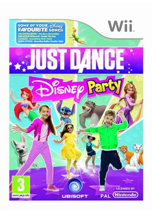 Just Dance Disney (Wii)