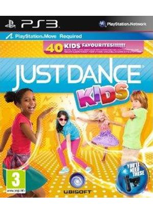 Just Dance Kids - Move (PS3)