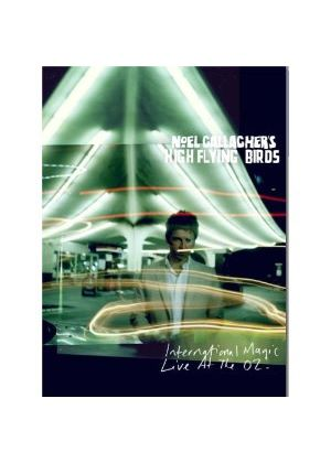 Noel Gallagher's High Flying Birds - International Magic Live At The O2 (2 DVD + CD)