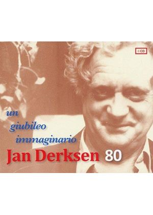 Un Giubileo Immaginario: Jan Derksen 80 (Music CD)