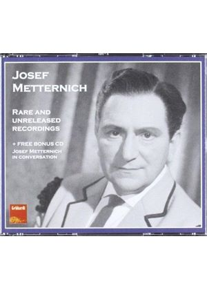 Metternich - Rare & Unreleased Recordings